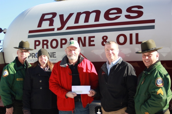 Rymes Partners with NH Operation Game Thief
